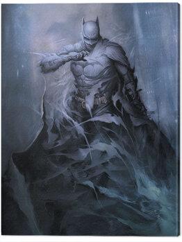 Stampa su Tela Batman - One with the Night