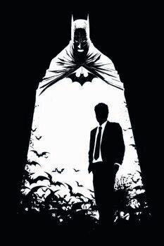 Stampa su Tela Batman - Secret Identity