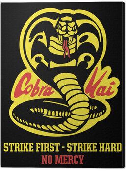 Stampa su Tela Cobra Kai - No Mercy