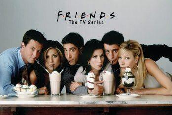 Stampa su Tela Friends - Season 2