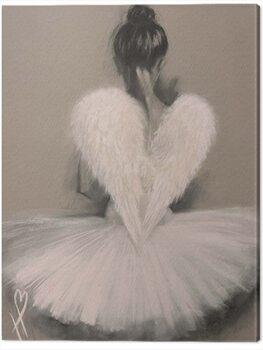 Stampa su Tela Hazel Bowman - Angel Wings