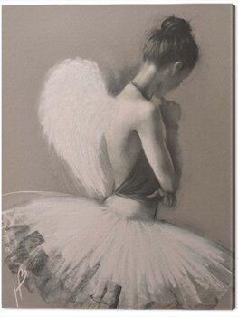 Stampa su Tela Hazel Bowman - Angel Wings II