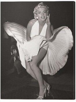 Stampa su Tela Marilyn Monroe - Seven Year Itch