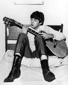 Stampa su Tela Paul McCartney (of The Beatles)