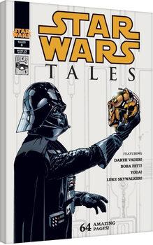 Stampa su Tela Star Wars - Tales