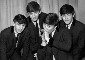 Stampa su Tela The Beatles