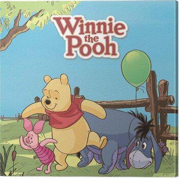 Stampa su Tela Winnie The Pooh