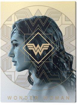 Stampa su Tela Wonder Woman 1984 - Amazonian Pride