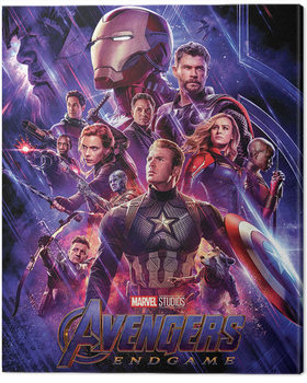Stampa su Tela  Avengers: Endgame - Journey's End