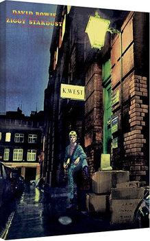 Stampa su Tela David Bowie - Ziggy Stardust