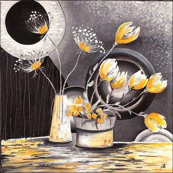 Black art 2 – Trittico - Stampe d'arte
