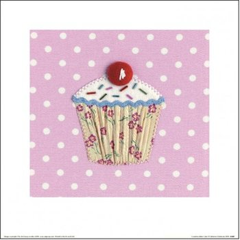 Catherine Colebrook - Grandma Baker Cake - Stampe d'arte
