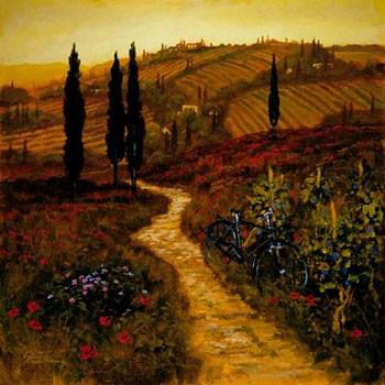 Down The Lane - Stampe d'arte