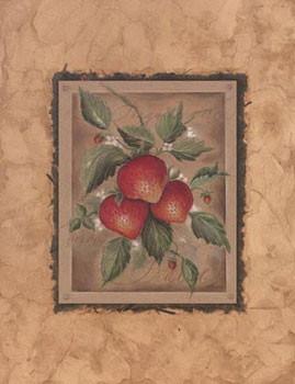 Fraise Fructus - Stampe d'arte