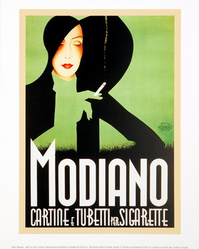 Stampe d'arte Modiano 1935