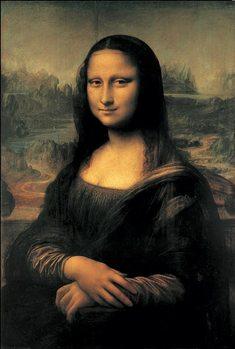 Stampe d'arte Mona Lisa (La Gioconda)