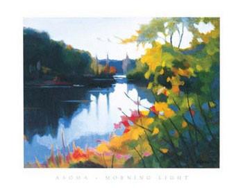 Morning Light - Stampe d'arte