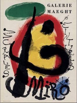 Murales peintures - Stampe d'arte