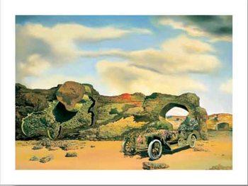 Paranoiac Critical Solitude, 1935 - Stampe d'arte