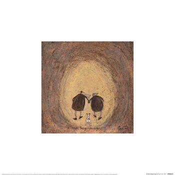 Stampe d'arte Sam Toft - A New Beginnig