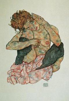 Sitting Woman - Stampe d'arte