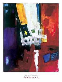 Subdivision II - Stampe d'arte