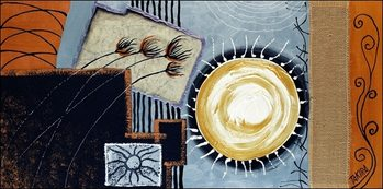 Takira - Sole Oriente - Stampe d'arte
