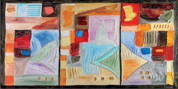 Three-dimensional - Stampe d'arte