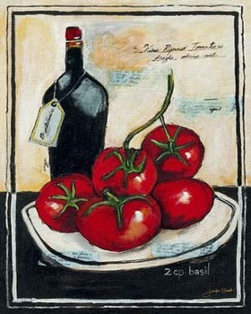 TOMATOES - Stampe d'arte