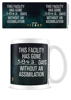 чаша Star Trek: Picard - Assimilation