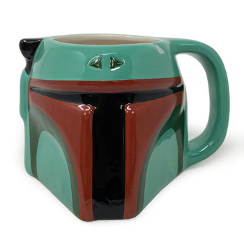 Becher Star Wars - Boba Fett