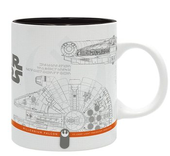 Taza Star Wars: El ascenso de Skywalker - Spaceships