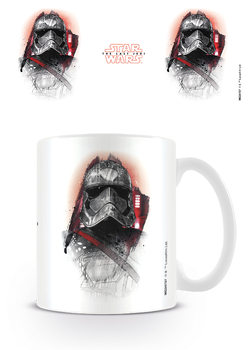 Taza Star Wars: Episodio VIII - Los últimos Jedi - Captain Phasma