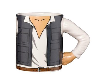 Becher Star Wars - Han Solo