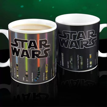 Mugg Star Wars - Lightsabers
