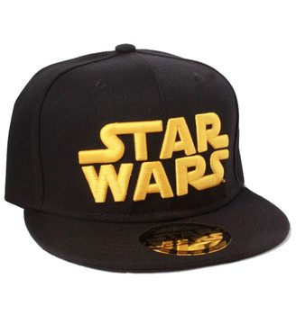 Basecap Star Wars - Logo