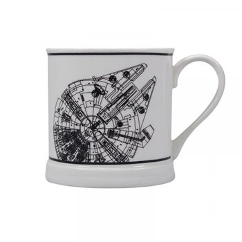 Tazza Star Wars - Millenium Falcon