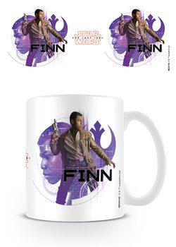 Hrnček Star Wars: Poslední Jediovia- Finn Icons