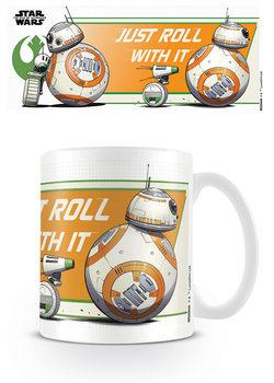 Kubek Star Wars: Skywalker - odrodzenie - Just Roll With It