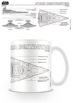Star Wars - Star Destroyer Sketch