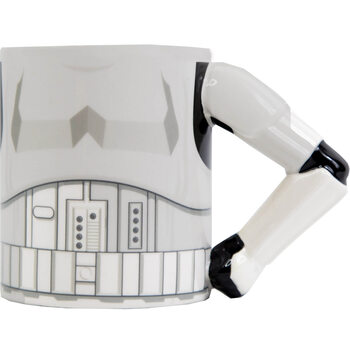 Becher Star Wars - Storm Trooper