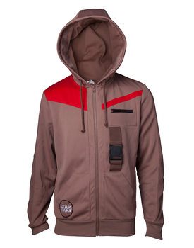 Hættetrøje Star Wars The Last Jedi - Finn's Jacket