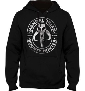 Hoodie Star Wars: The Mandalorian - Bounty Hunter