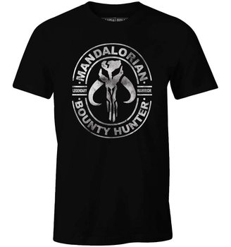 Tricou Star Wars: The Mandalorian - Bounty Hunter