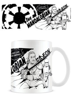 Tasse Star Wars: The Mandalorian - Gideon