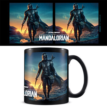Taza Star Wars: The Mandalorian - Nightfall