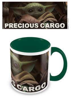 Šalice Star Wars: The Mandalorian - Precious Cargo (Baby Yoda)
