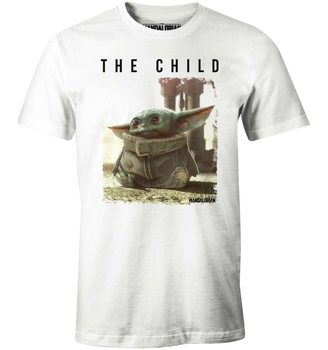 T-shirt Star Wars: The Mandalorian - The Child