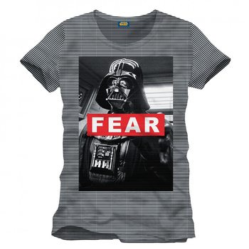 T-Shirt  Star Wars - Vader Fear