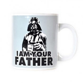 Becher Star Wars - Vader I Am Your Father
